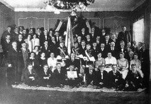 Historisches Foto der Visurgis Bremen